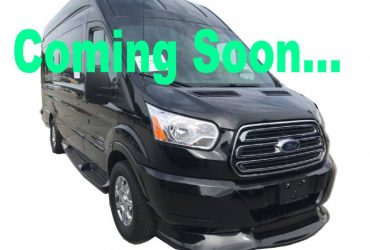 2020 MIDWEST AUTOMOTIVE DESIGNS FORD TRANSIT 159 PASSAGE