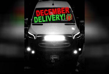 2021 MERCEDES-BENZ PASSAGE 144 4X4 MIDWEST AUTOMOTIVE DESIGNS
