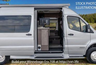 2022 Winnebago ERA 70B 33A L1F 1MZ 385 35Q 35B 54W