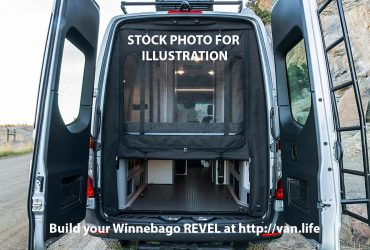 2022 WINNEBAGO REVEL 4×4 MERCEDES SPRINTER L1C 33G 25Q IGD